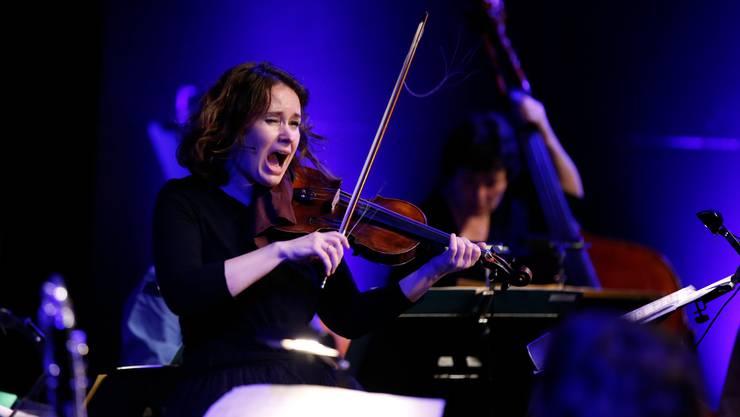 Patricia Kopatchinskaja.