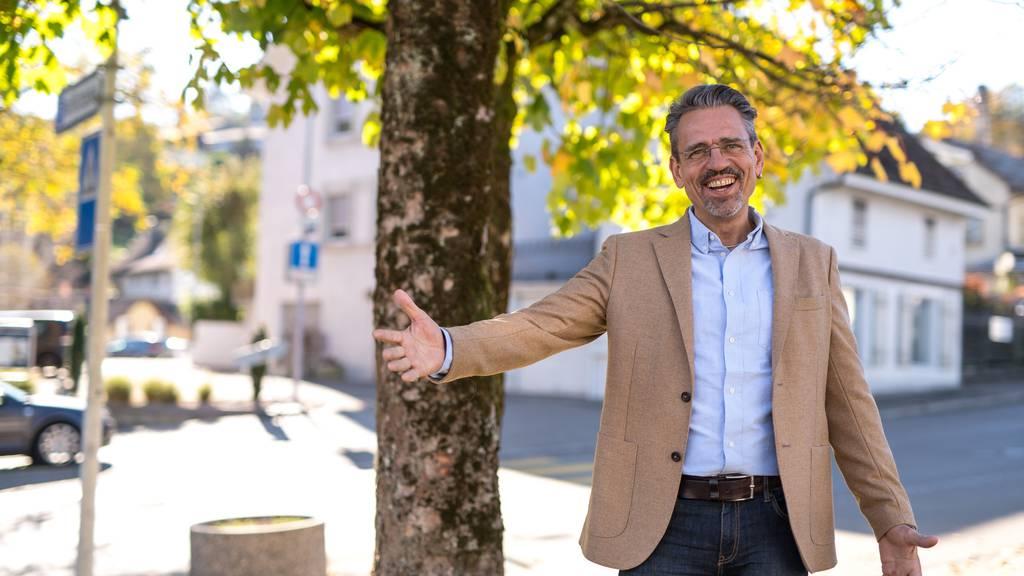 Rolf Schatz bekämpft die Lichtverschmutzung in der Schweiz