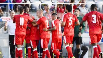 Die Schweizer U21-Nationalmannschaft startet mit einem Heimspiel in Biel in die EM-Kampagne