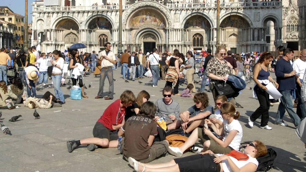 Venedig kostet schon bald Eintritt