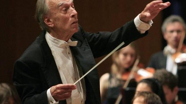 Einer der Publikumslieblinge am Lucerne Festival, Claudio Abbado (Archivaufnahme)