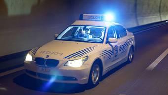 Am Donnerstag nahm die Kantonspolizei Aargau mehrere mutmassliche Kriminaltouristen fest.