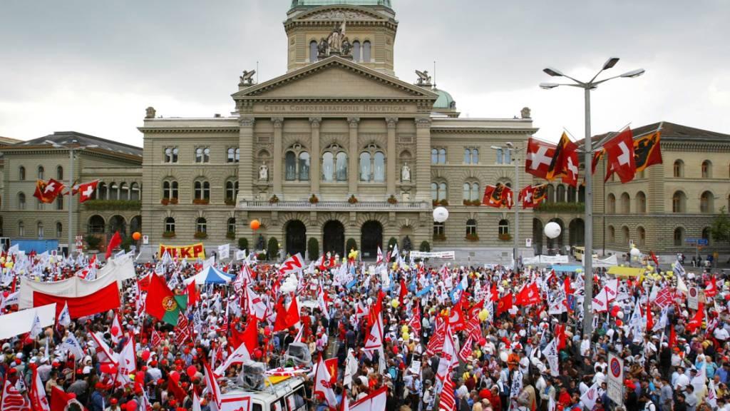 KKJPD empfiehlt Verbot von Demos von nationalem Interesse