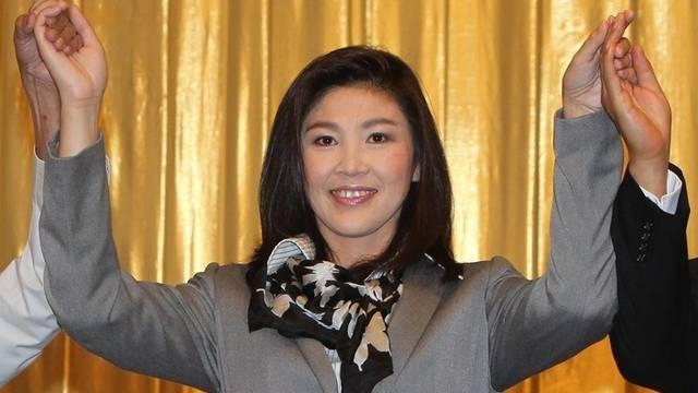 Thailands künftige Ministerpräsidentin Yingluck Shinawatra