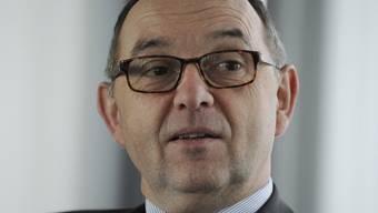 Der nordrhein-westfälische Finanzminister Norbert Walter-Borjans (Archiv)