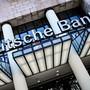 Rote Zahlen im ersten Quartal: die Deutsche Bank schrieb unter dem Strich Verluste.