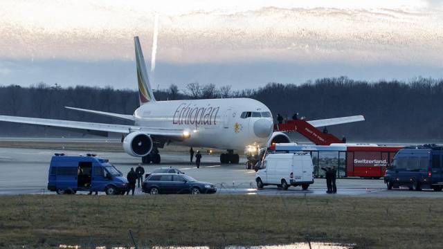 Für die Passagiere ging die Entführung glimpflich aus (Archiv)