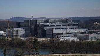 Biogen ist eine der im Kanton Solothurn neu angesiedelten ausländischen Firmen.
