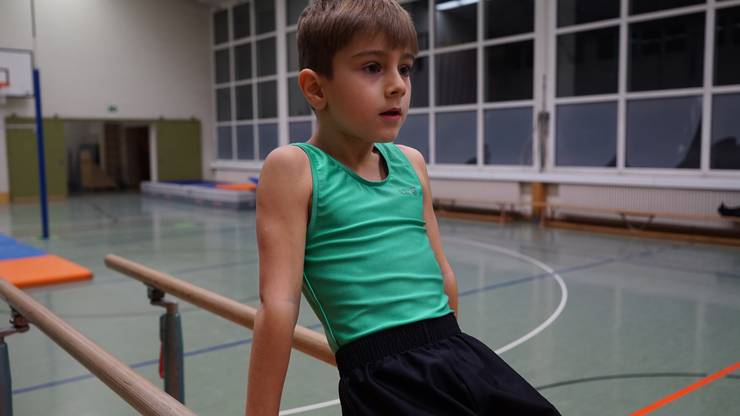 Nico Giorgi (Aargauer Kids Kader)