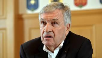 Franz Schilt tritt nach 20 Jahren als Bürgerpräsidenten zurück. (Archivbild)