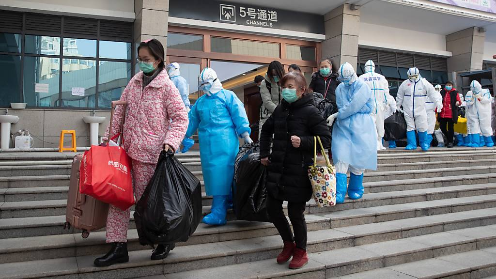 Coronavirus: Erneut nur eine einzige Neuinfektion in Wuhan