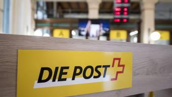 Der Konzerngewinn der Post sank im ersten Halbjahr 2018 im Vergleich zum Vorjahr um 167 Millionen Franken. (Archivbild)