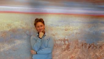Alain Mieg präsentiert sein Werk im Atelier-, Galerie-, Wohn- und Gästehaus Kunst Haus Lenzburg. HH.