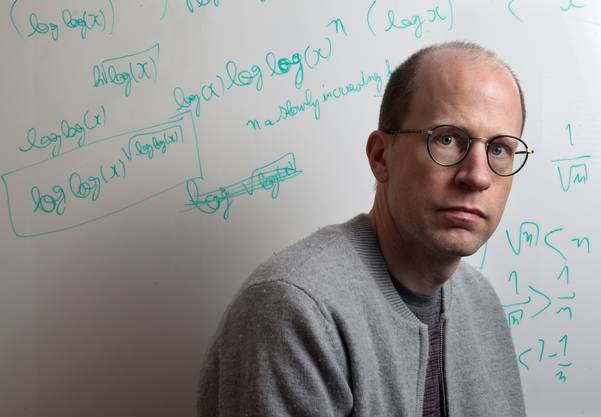 Nick Bostrom, Professor für Philosophie an der Universität Oxford.