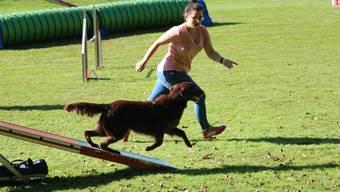 Schweizermeisterschaft Jugend und Hund 2018