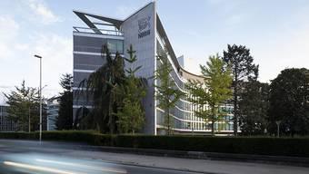 Der Hauptsitz von Nestlé in Vevey (Archivbild).