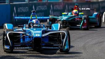 Bald Geschichte? Formel-E-Rennen in Zürich. (Archiv)