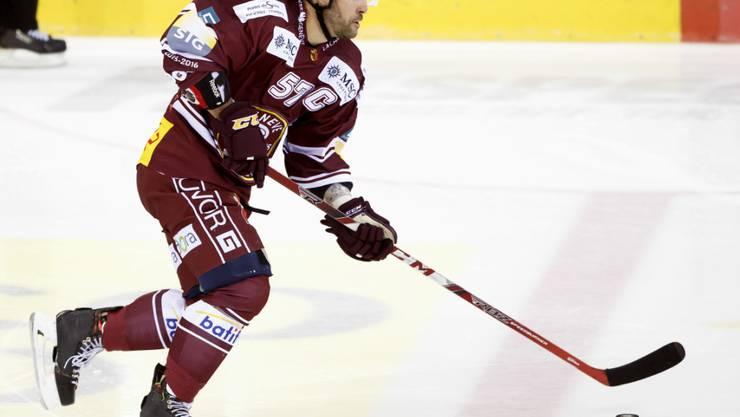 Goran Bezina kehrt per sofort aus der KHL zu Genève-Servette zurück