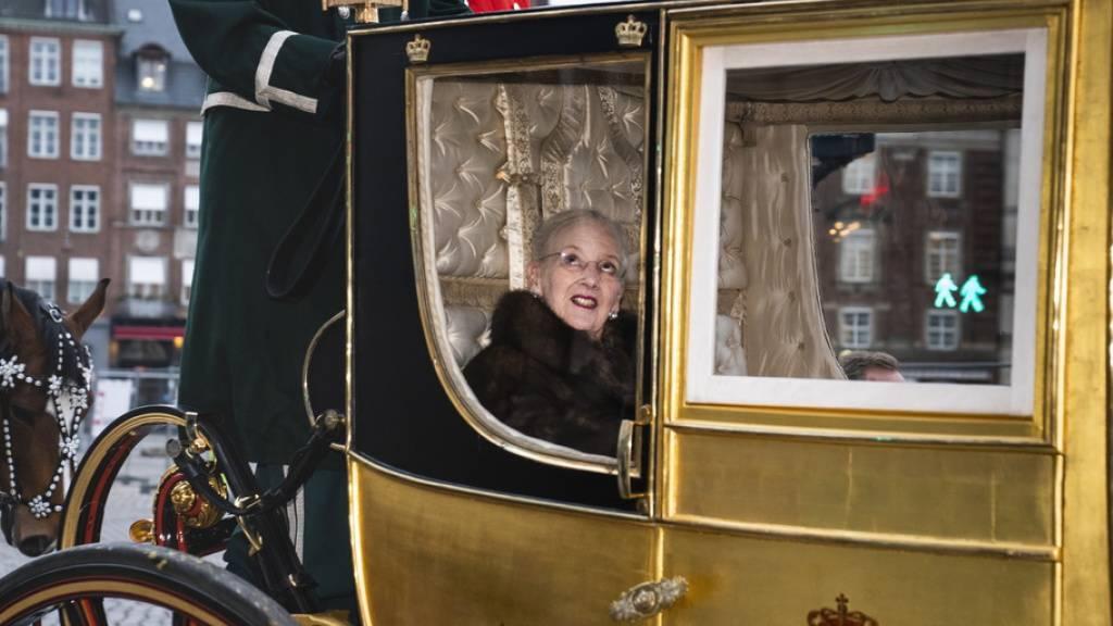 Dänemarks Königin sagt alle Feierlichkeiten zum 80. Geburtstag an