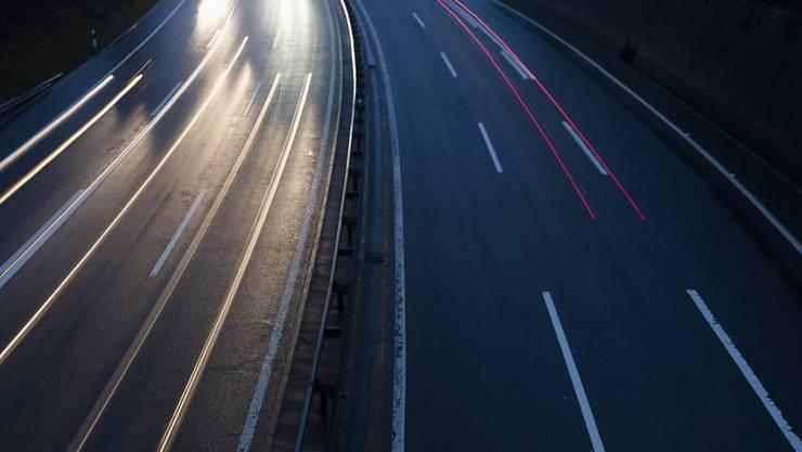 Der Baselbieter Landrat hat der Autobahn-Initiative zugestimmt. (Symbolbild)