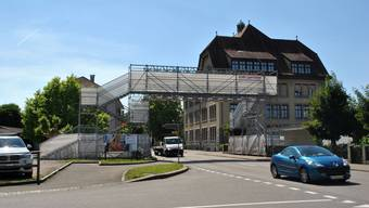 Die Passerelle ist an der Gemeindeversammlung vom 16. November nicht als Geschäft trakandiert.