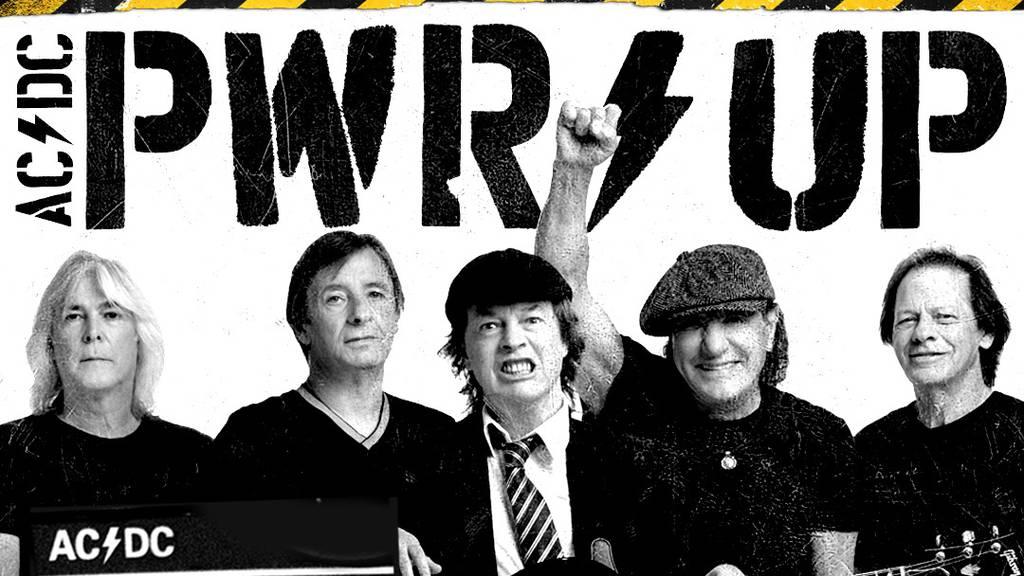 AC/DC heizen Spekulationen über neues Album mit Songschnipsel an