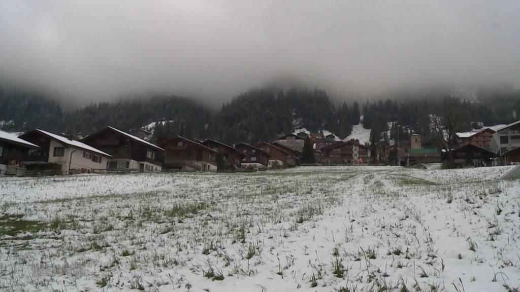 Der Winter kommt zurück