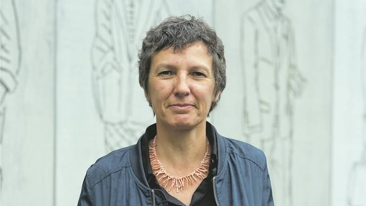 Museumsleiterin Kaba Roessler