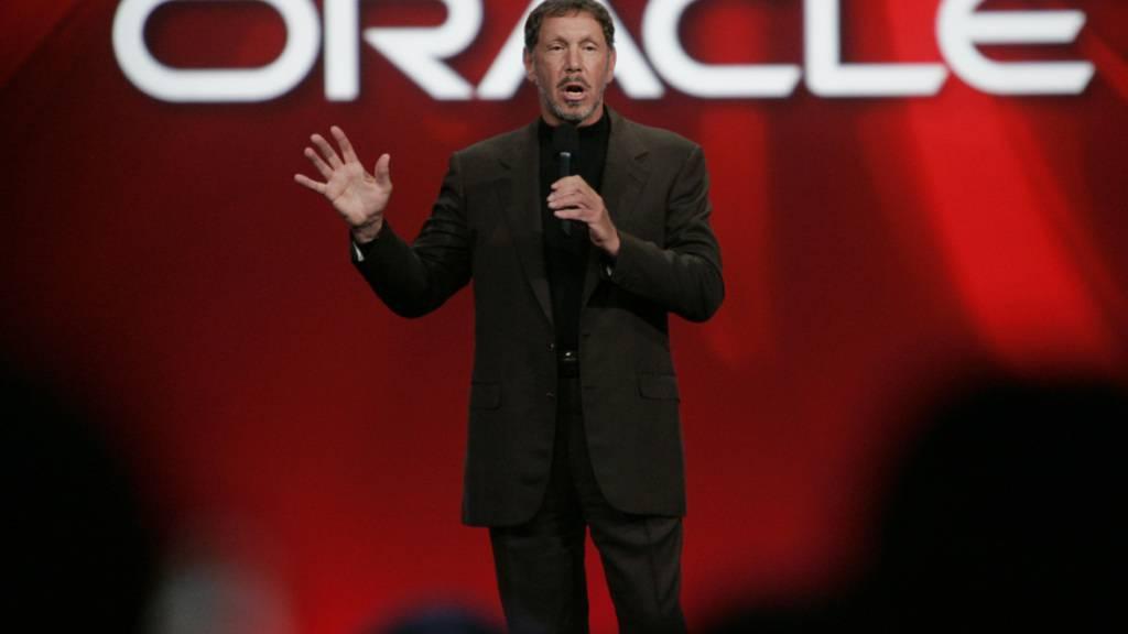 Oracle profitiert von mehr Heimarbeit in der Corona-Krise