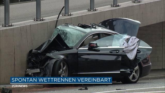 Update Unfall Escher-Wyss-Platz: Strassenrennen