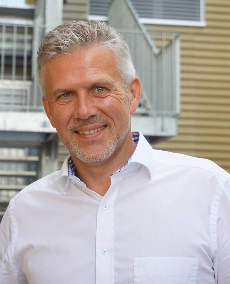 «Wir wollen in grösseren Dimensionen denken. Nur dann sind Fusionen auch sinnvoll»: Daniel Dätwyler, Moosleerber Gemeindeammann.