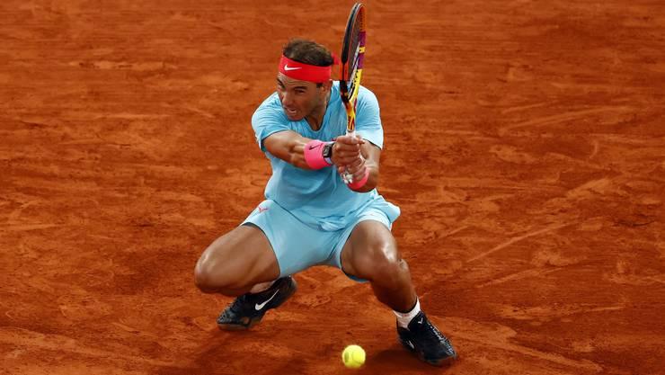 Rafael Nadal hat in Paris seinen 13. Titel gewonnen.
