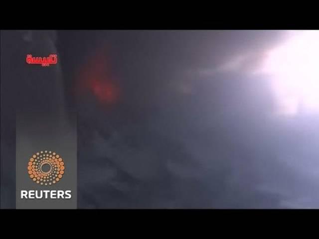 Russische Angriffe auf Syrien: Amateur-Videos zeigen die zivilen Opfer am Boden.