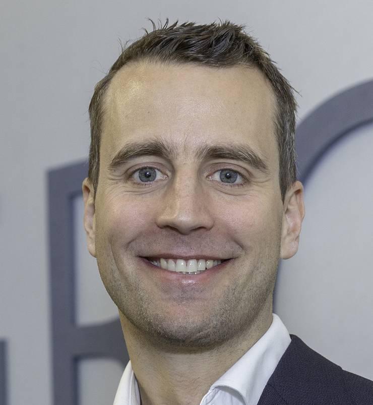 Oliver Eglin, neuer Präsident des Badenfahrtkomitees