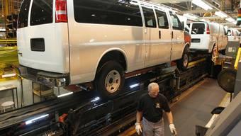 General Motors wieder an der Spitze