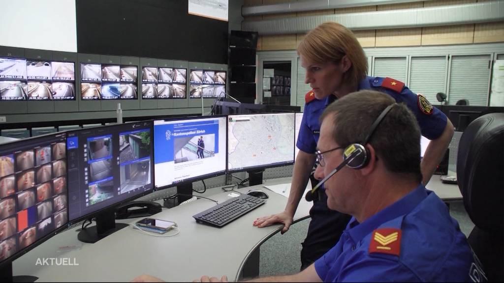 Stau vor dem Gubrist: Neues Überwachungssystem soll Abhilfe schaffen