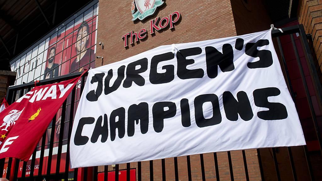 Meister Liverpool wird mit Komplimenten zugeschüttet