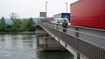 Der Kanton und Deutschland wollen die Stausituation in Koblenz entschärfen.