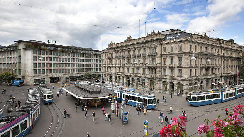 Schweizer Banken meistern Corona-Krise bisher gut