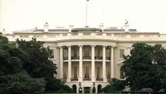 Weisses Haus In Washington: Die US_Regierung will Atommaterial an Vietnam liefern.