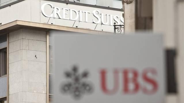 """Sollen nicht länger """"too big to fail"""" sein: Schweizer Grossbanken (Symbolbild)"""