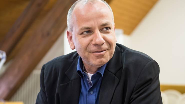 Markus Dick kandidiert für das Gemeindepräsidium. (Archiv)
