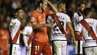 Gareth Bale und Co. blamieren sich beim Liga-Schlusslicht