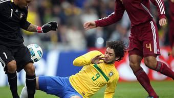 Pato konnte sich nicht durchsetzen