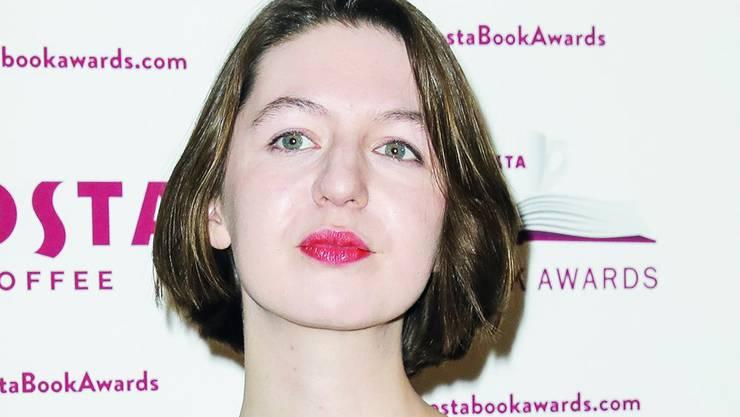 Die irische Autorin Sally Rooney, 28. Bild: Getty