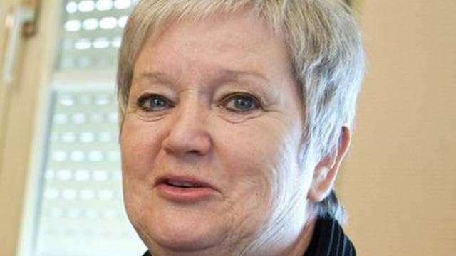 GfbV-Präsidentin Ruth-Gaby Vermot-Mangold