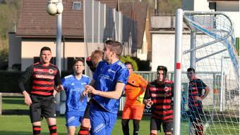 Sind bis jetzt die erfolgreichsten Zweitligisten in der Rückrunde: der FC Trimbach und der FC Iliria.