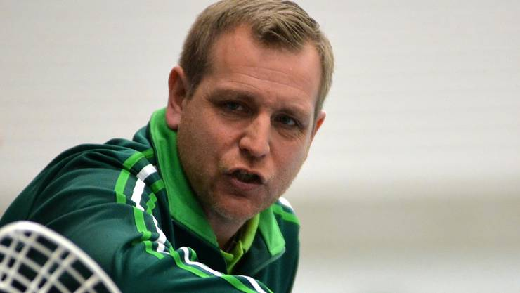 Johan Schönbeck: «Ich bin zu Wiler gekommen, um Meister zu werden. Einmal haben wir es schon geschafft – jetzt will ich es unbedingt noch einmal schaffen.»