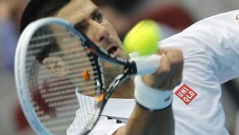 Rückt immer näher heran: Novak Djokovic