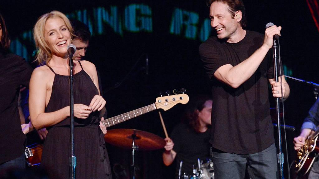 Minus 24: X-Files-Stars und ihre Synchronstimmen